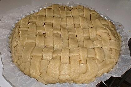 Gedeckter Apfelblechkuchen 5