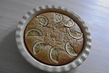 Zitronen - Mandel - Kuchen 2