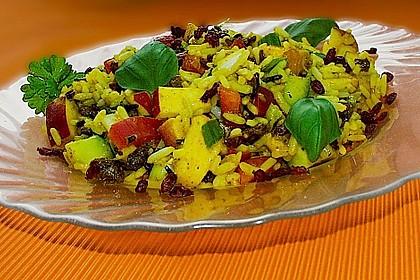 Curry - Reis, fruchtig, scharf und süß nach Laura 3