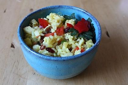 Curry - Reis, fruchtig, scharf und süß nach Laura 2
