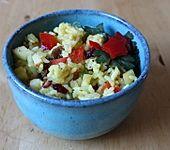 Curry - Reis, fruchtig, scharf und süß nach Laura