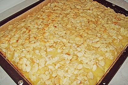 Apfel - Mandel - Kuchen mit Eierlikör 7