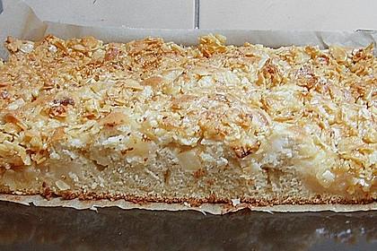 Apfel - Mandel - Kuchen mit Eierlikör 25