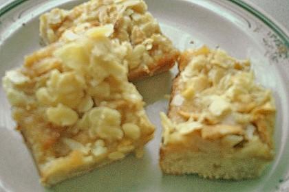 Apfel - Mandel - Kuchen mit Eierlikör 50