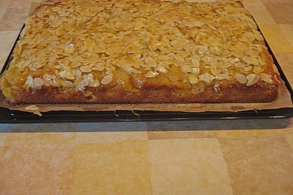 Apfel - Mandel - Kuchen mit Eierlikör 45