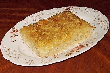 Apfel - Mandel - Kuchen mit Eierlikör 23