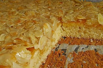 Apfel - Mandel - Kuchen mit Eierlikör 26