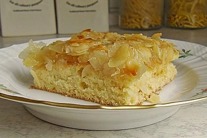 Apfel - Mandel - Kuchen mit Eierlikör 9