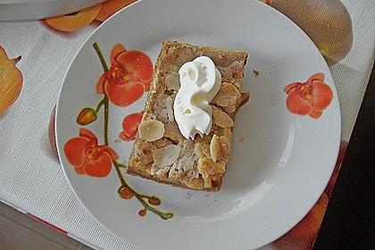 Apfel - Mandel - Kuchen mit Eierlikör 18