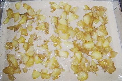 Apfel - Mandel - Kuchen mit Eierlikör 47