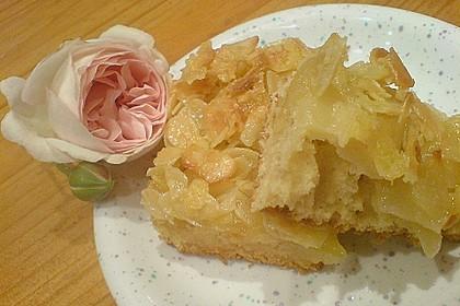 Apfel - Mandel - Kuchen mit Eierlikör 30