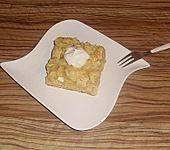 Apfel - Mandel - Kuchen mit Eierlikör (Bild)