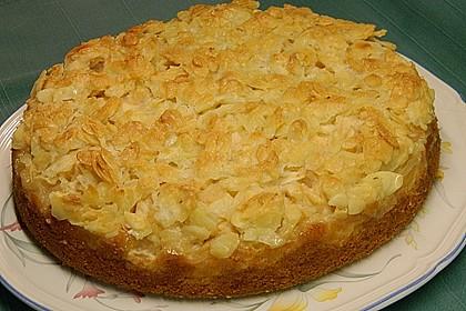 Apfel - Mandel - Kuchen mit Eierlikör 33