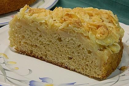 Apfel - Mandel - Kuchen mit Eierlikör 3