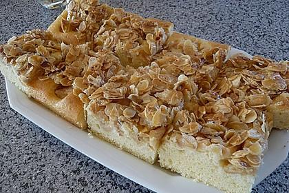 Apfel - Mandel - Kuchen mit Eierlikör 11