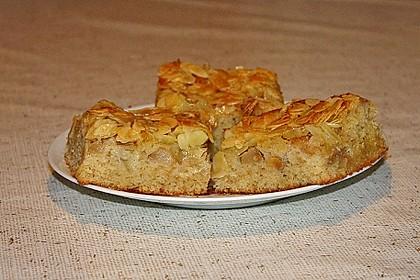 Apfel - Mandel - Kuchen mit Eierlikör 1