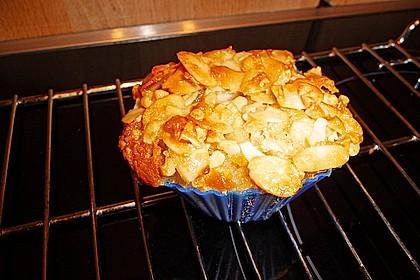 Apfel - Mandel - Kuchen mit Eierlikör 46