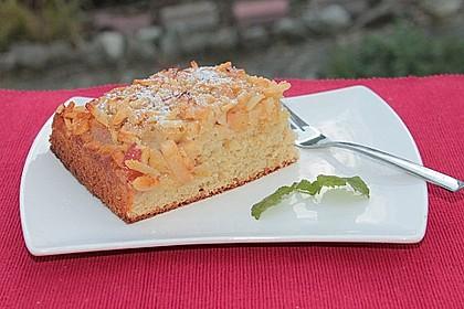 Apfel - Mandel - Kuchen mit Eierlikör 48