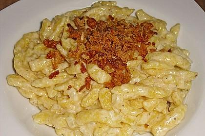 Cremige Käsespätzle 2
