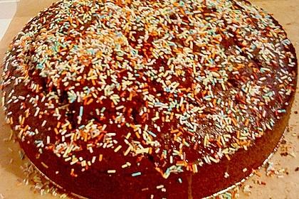 Schoko - Nuss - Kuchen 8