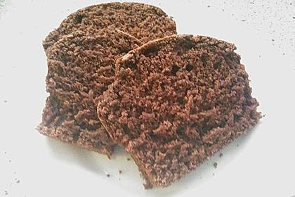 Schoko - Nuss - Kuchen 9