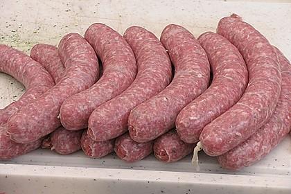 Fettarme Grillwurst 3