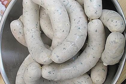 Puten - Grillwurst