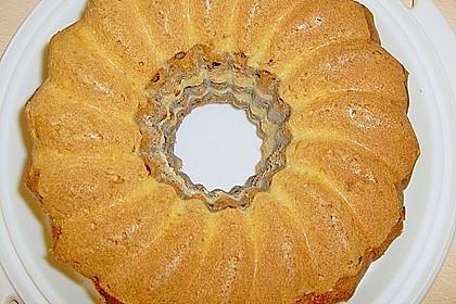 Marmorkuchen mit Heidelbeeren