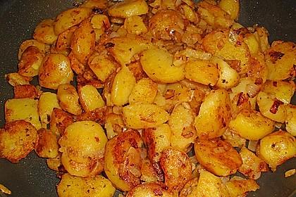 Berliner Bratkartoffeln 2