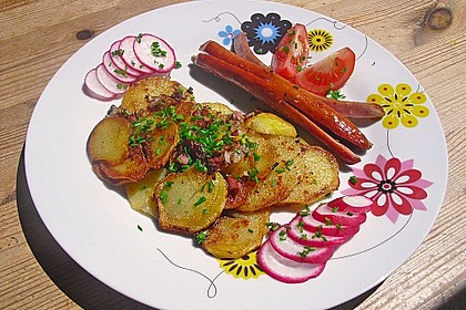 Berliner Bratkartoffeln 9