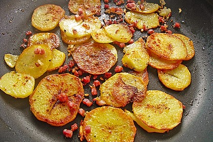 Berliner Bratkartoffeln 4