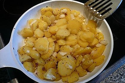 Berliner Bratkartoffeln 19