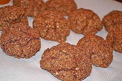 Kalorienarme Brötchen mit Weizenkleie 3