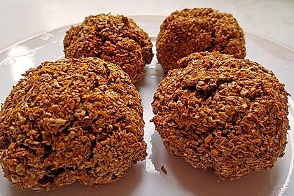 Kalorienarme Brötchen mit Weizenkleie 1