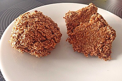 Kalorienarme Brötchen mit Weizenkleie 7