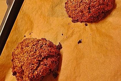 Kalorienarme Brötchen mit Weizenkleie 4
