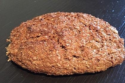 Kalorienarme Brötchen mit Weizenkleie 5