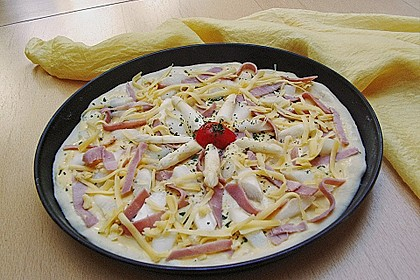 Ingrids Spargelpizza 1