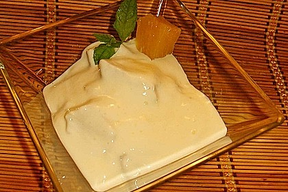 Ananas - Quark - Dessert mit Rum 18