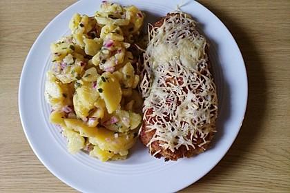 Bayerischer Kartoffelsalat 3