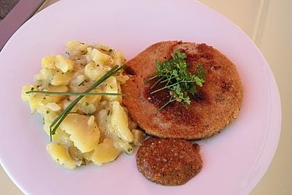 Bayerischer Kartoffelsalat 7