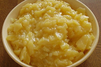 Bayerischer Kartoffelsalat 6