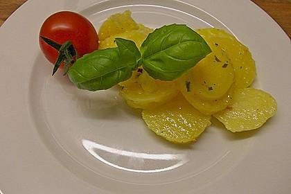 Bayerischer Kartoffelsalat 2