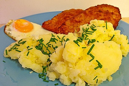 Bayerischer Kartoffelsalat 10