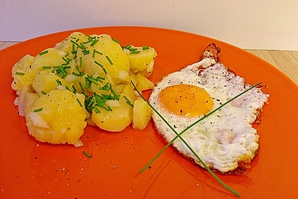Bayerischer Kartoffelsalat 9
