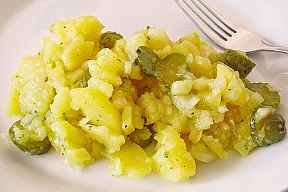 Bayerischer Kartoffelsalat 14