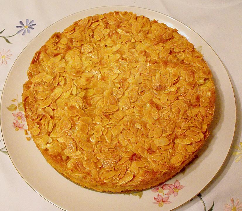 apfelkuchen mit mandeldecke rezept mit bild von eva662