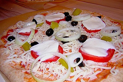 Pizza Margherita 19