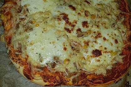 Pizza Margherita 9