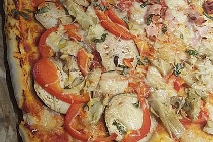 Pizza Margherita 43